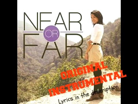 Near or Far - Carissa Rae  Instrumental (Original) / Karaoke