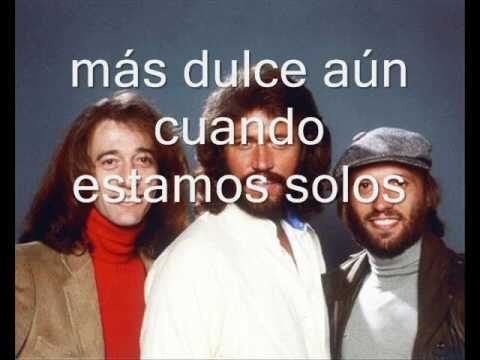 bee gees  cherry red - subtitulado