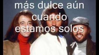 bee gees  cherry red - subtitulado mp3