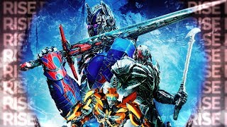 Rise | Transformers | HBD to Me