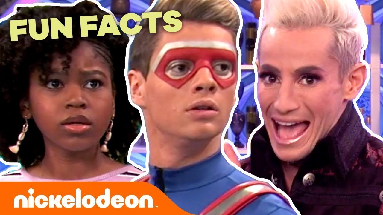 A HENRY DANGER MUSICAL?! 🎵 9 Things You Need to Know! | #TryThis