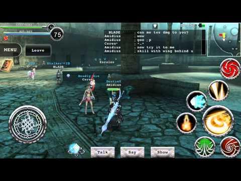 [RPG AVABEL ONLINE] Avabel - Angelus Advance Job Skill