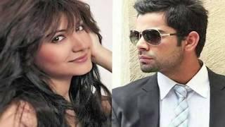 Repeat youtube video Anushka Sharma & Virat Kohli