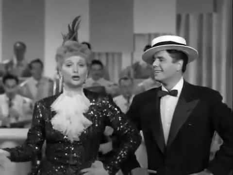 Lucy Ricardo And Ricky Perform Cuban Pete
