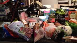 P90X3 Grocery List - What To Buy That Fits The P90X3 Nutrition Plan
