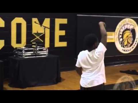 NIMS middle school- Tallahassee Dj