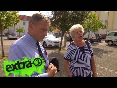 NNN: Wahlschlappe der NPD in Mecklenburg-Vorpommern | extra 3 | NDR