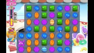 [Candy Crush Saga] Level 607 - Candy Frog
