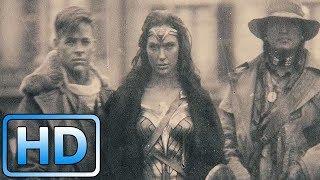 Мета-люди / Флэш, Аквамен и Киборг / Бэтмен против Супермена: На заре справедливости (2016)