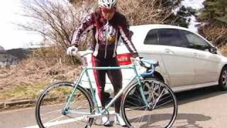 Training day for SS keirin rider Fushimi (Video 1) www.njsness.blogspot.com thumbnail