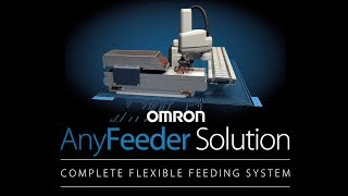 Anyfeeder solution: complete flexible feeding system