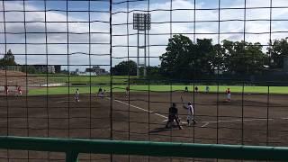 JR九州・吉田奈緒貴投手 vs 沖縄電力・金城長靖内野手