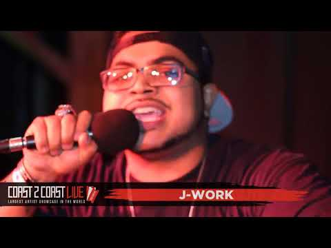 J-Work (@TheRealJWork) Performs at Coast 2 Coast LIVE | Cleveland Edition 10/21/17 - 1st Place
