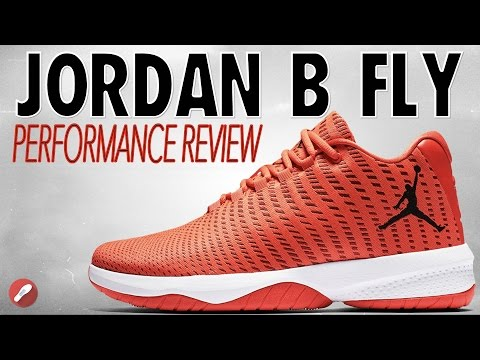 abf3e8ec021 Jordan B. Fly Performance Review! - YouTube