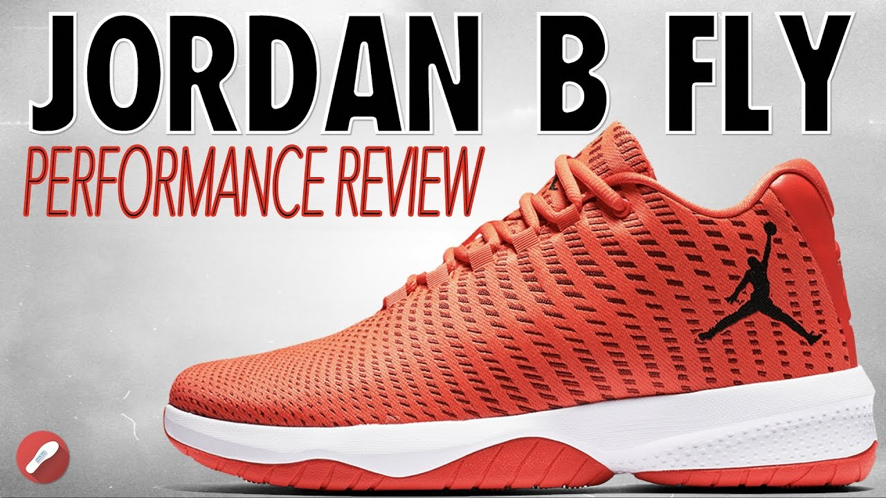 jordan b fly review