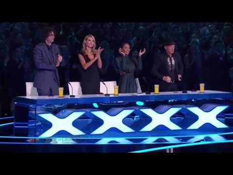 America's Got Talent 2014 - Top 6 Finalists - 1st Performance - AcroArmy