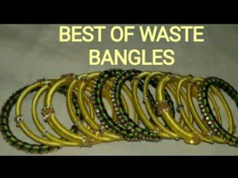 Best Of Waste Bangles