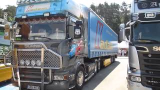 Master Truck Opole 2015 Scania zlot ciężarówek