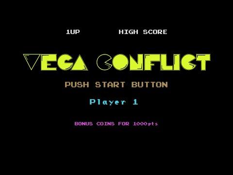 VEGA CONFLICT -Coin War- [AMRain] CW