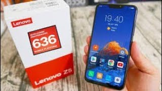 Lenovo Z5 review and unboxing | Specifications and price in India