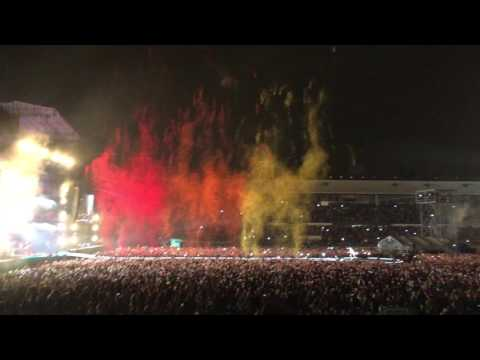 Coldplay en Chile 2016 - Hymn for the Weekend