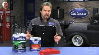 Mixing Clear With Single Stage Paint - Tips With Kevin Tetz At Eastwood