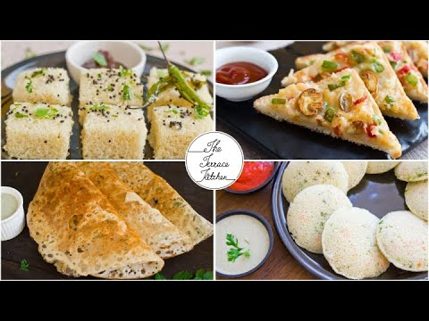 4 Easy Sooji/Rava Recipes   Sooji Recipes With Easily Available Ingredients ~ The Terrace Kitchen
