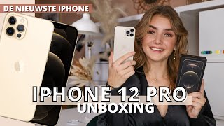 iPhone 12 Pro Unboxing | R O S A L I E