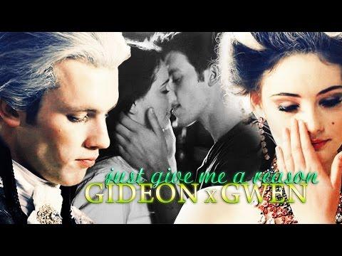 » just give me a reason (gideon x gwendolyn/gwen)