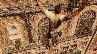 Uncharted 3 Talbot Chase Scene