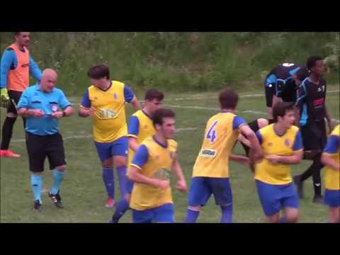 FC Dombresson vs FC Hauterive 2-5. Juniors B