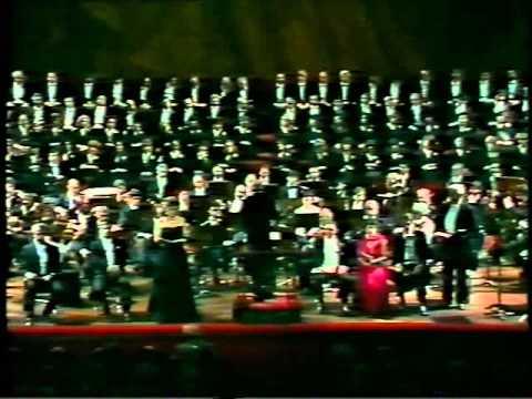Klaus König singt den Florestan 1988 in Buenos Aires