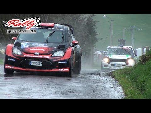 Rally Villa de Tineo 2018 [HD] Big Show & Mistakes   Rally Video 83