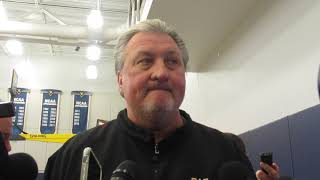 West Virginia Mountaineers Basketball: Bob Huggins 10/8