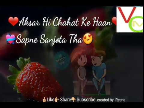 Tera_Hone_Laga_Hoon_Whatsapp_Status_30sec_Whatsapp_Status_Whatsapp_vipin creation_radhe creation