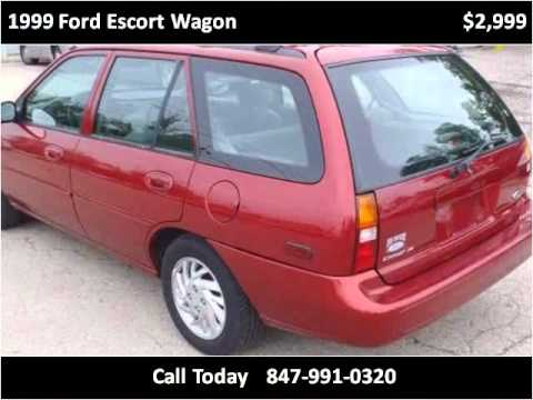 cars used ford escort wagon jose