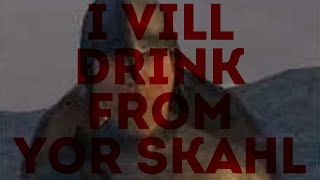 I Replaced Every Sound In Mount & Blade With 'i Will Drink From Your Skull '