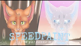 SPEEDPAINT - Je Te Pardonne - Warriors MAP