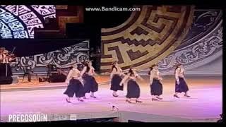 Video: SALTEÑAS deslumbraron bailando MALAMBO en el Pre Cosquín