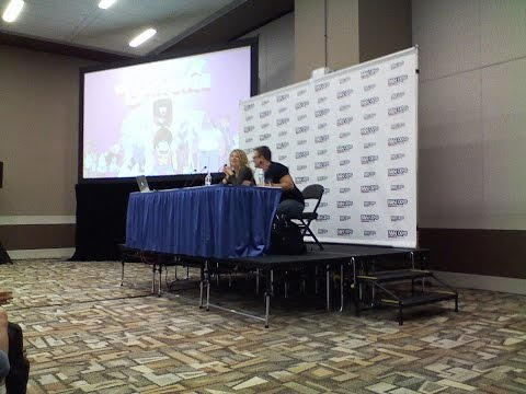 SPECIAL EDITION!!! : The Mary McGlynn/Steve Blum Q&A at the Dallas Comic Con, PART 1, audio only