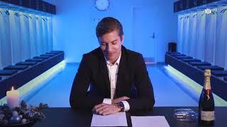 Anførerens nytårstale 2018 med Markus Halsti