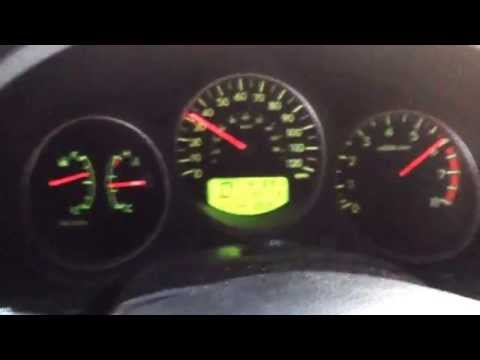 2005 Subaru Forester 2.5X L.L. Bean Edition 0-60 MPH (0-100 KM/H) Attempt 1