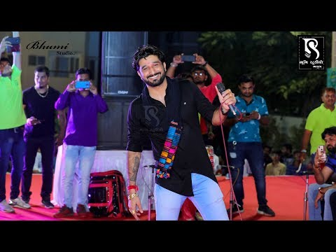 Gaman Santhal - GOTA ( Ahemdabad ) LIVE  | GujjuRockes Navratri 2018 | Vol 2