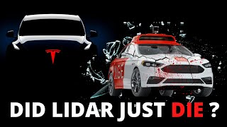 Did Tesla just kill Lidar ? | Is Waymo already obsolete ?