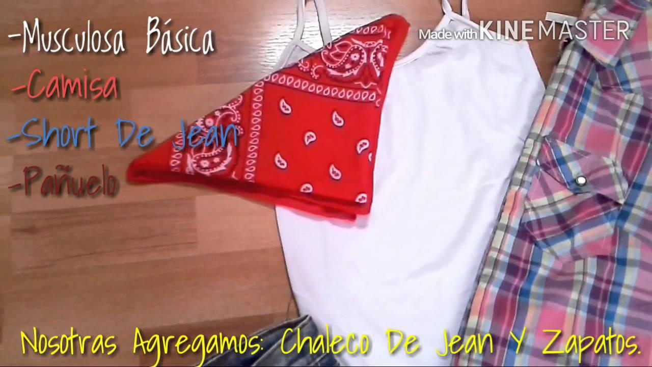 18f32bbdd Disfraz De Vaquera   Be Smile - YouTube