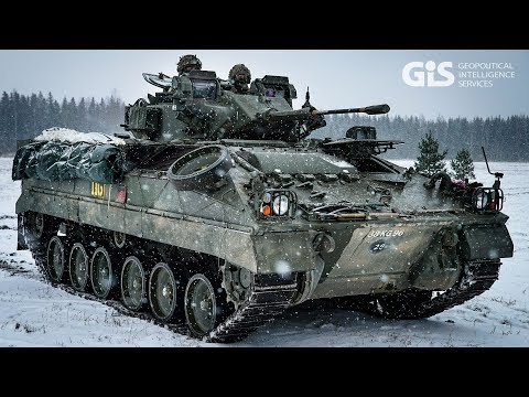 Strategic defense: NATO's conventional deterrent | Global trends video reports