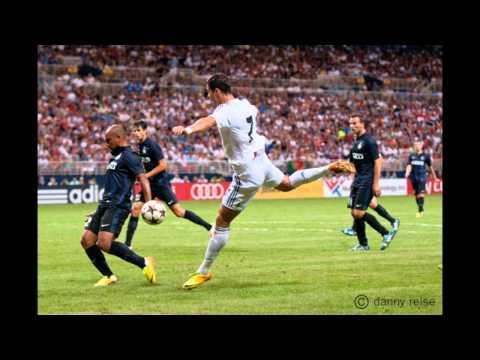 Real Madrid vs inter de milan All Goals & Highlights 2014