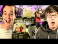 OMFG MY FIRST EVER INFORM WALKOUT!!! - FIFA 17 PACK OPENING