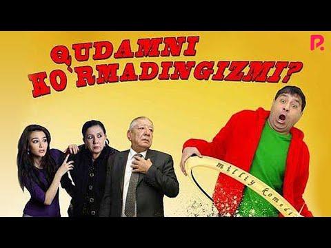 Qudamni ko'rmadingizmi (o'zbek film)   Кудамни курмадингизми (узбекфильм) #UydaQoling