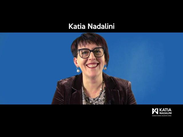 Katia Nadalini: Intervista - La sicurezza in azienda: come lavoriamo noi.